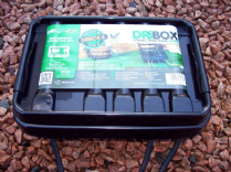 DRiBOX 285 meduim perfect for our 2 way outdoor extension leads